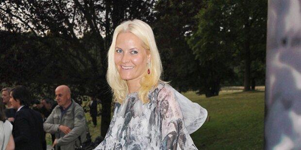 Mette-Marit geheim zu Auszeit in Kärnten