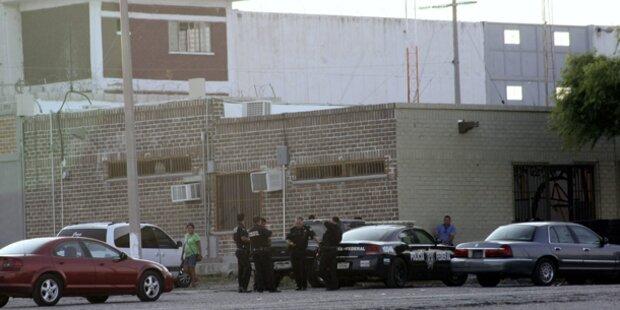 Massenausbruch aus Gefängnis in Mexiko