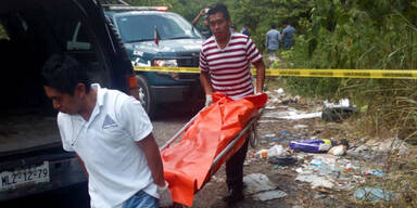 Mexiko Priester ermordet