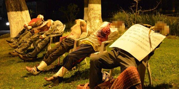 Mexiko kämpft gegen Drogengewalt