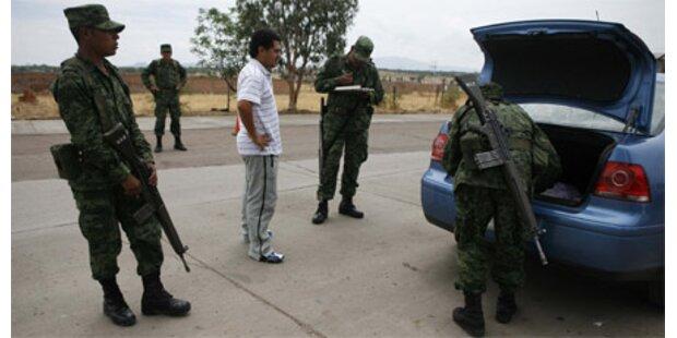 Drogenkrieg eskaliert - 3.000 Tote