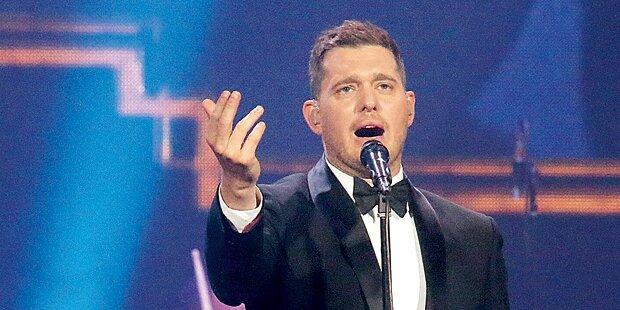 Bublé als legitimer Frank-Sinatra-Erbe