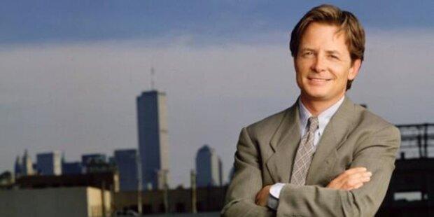 Michael J. Fox feiert TV-Comeback