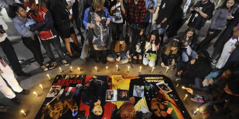 Fans bleiben Michael Jackson treu