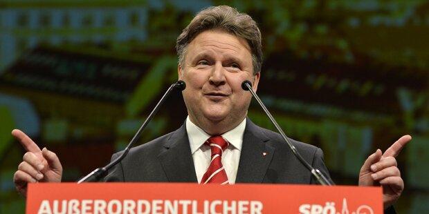 Ludwig: Neuwahl in Wien noch in diesem Herbst