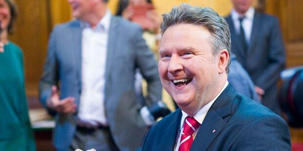 56 Stimmen: Ludwig wird Häupl-Nachfolger