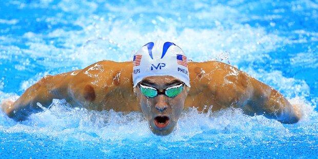 Diese Ernährung macht Michael Phelps erfolgreich