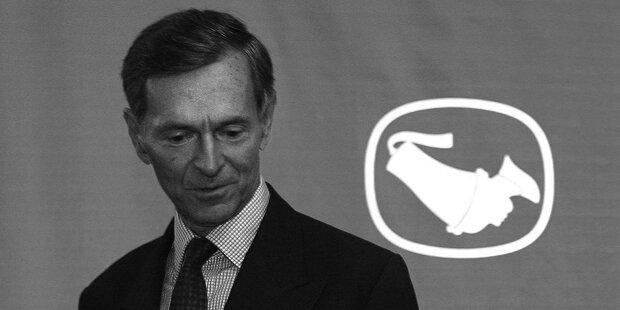 Investmentbanker Michael Treichl verstorben