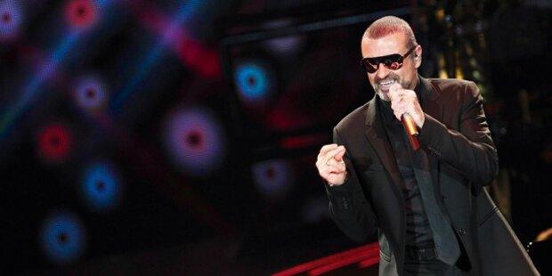 George Michael sagt Wien-Konzert ab