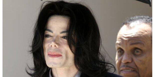 So musste Michael Jackson am Ende leiden