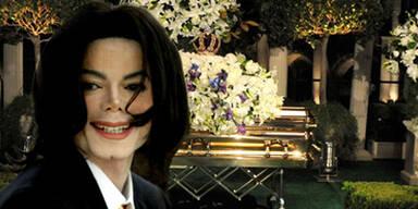 Michael Jackson: Beerdigung