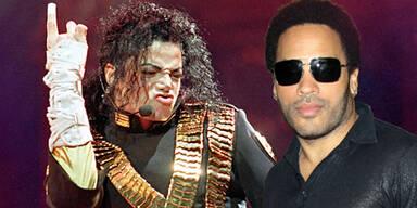 Michael Jackson, Lenny Kravitz
