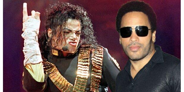 Kravitz bestätigt: Jackson-Song ist echt