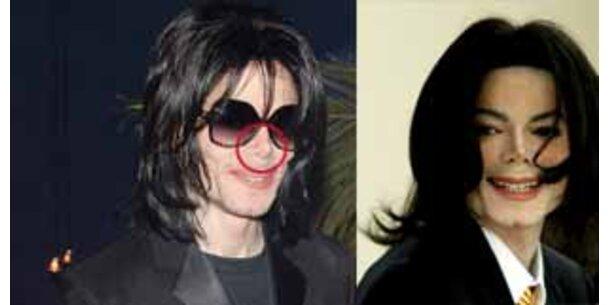 Michael Jackson Nase