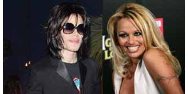 Datet Michael Jackson heimlich Pamela Anderson?