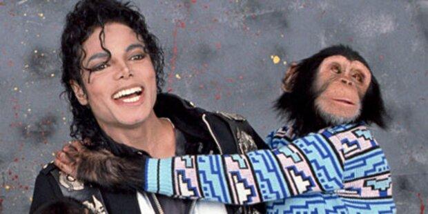 Jackson: Bubbles sollte sprechen lernen