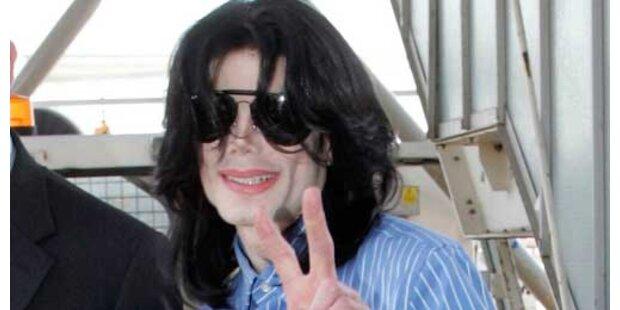 Michael Jackson führt sich wie eine Diva auf