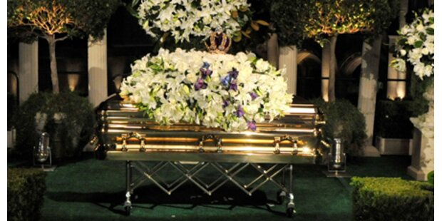 Michael Jackson wurde beigesetzt