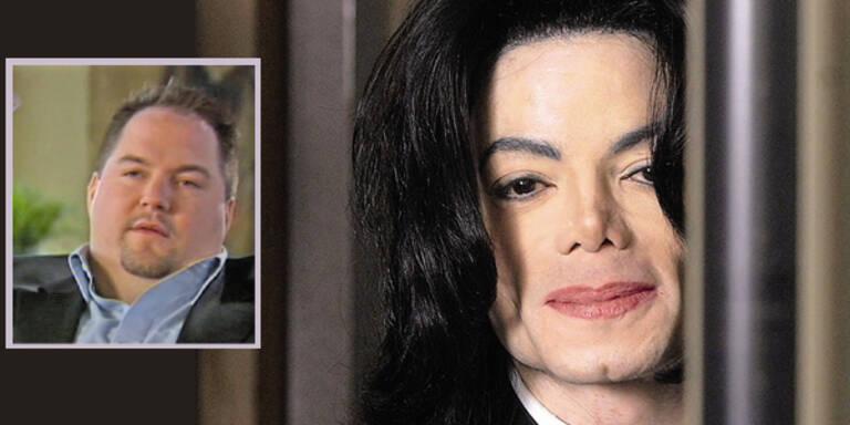 Michael Jacksons Liebhaber Jason Pfeiffer Outing