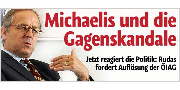 Der nächste Gagen-Skandal von Michaelis