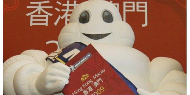 Krise lässt Michelin-Umsatz schmelzen