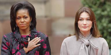 """Michelle Obama: """"Es ist die Hölle"""""""
