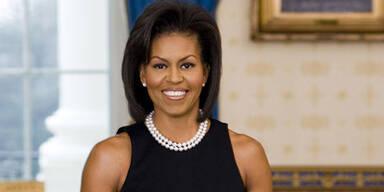 Michelle Obama im Weißen Haus