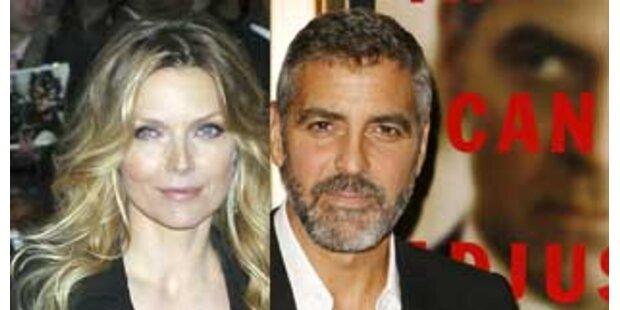 Pfeiffer setzt 100.000 Dollar auf Clooney-Hochzeit