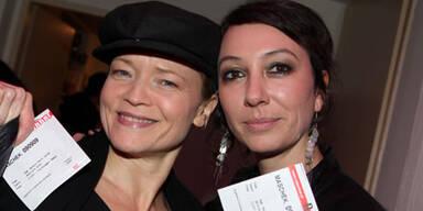 Michou Friesz, Ursula Strauss