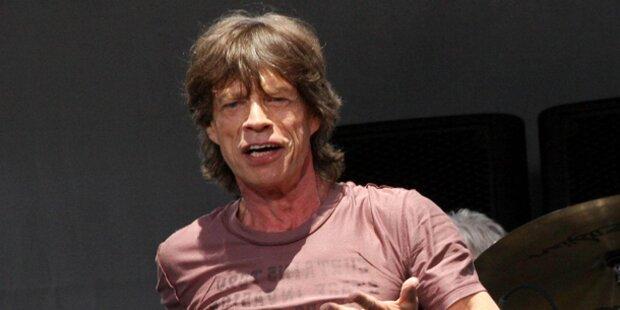 Mick Jagger: Heiße Affäre mit David Bowie?