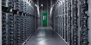 Microsoft baut Cloud-Rechenzentrum in Österreich