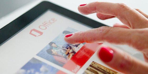 Microsoft könnte Office für iPad vorstellen
