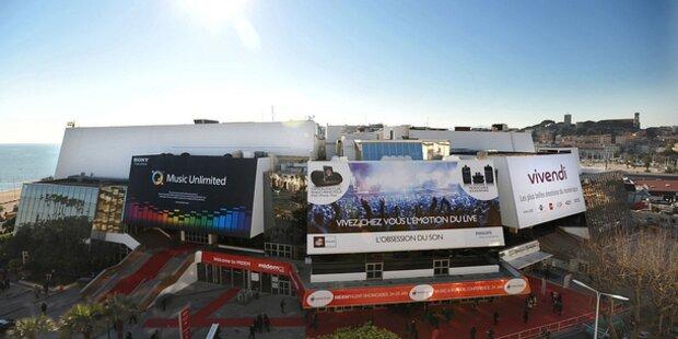Österreichische Musik zeigte sich in Cannes
