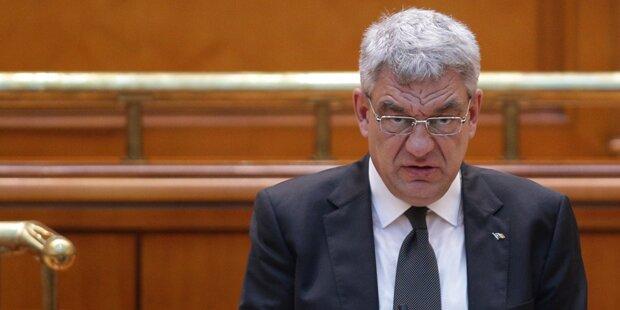 Rumäniens Parlament bestätigt neue Regierung