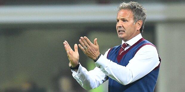 Sporting feuert Coach nach neun Tagen