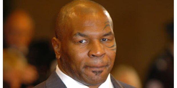 Mike Tyson hat wieder geheiratet