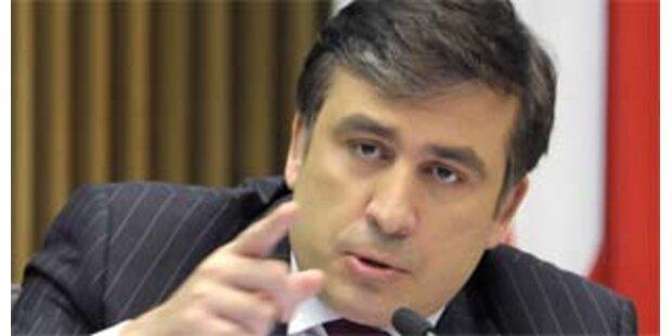 Georgien fordert UN-Sondersitzung wegen Kaukasus