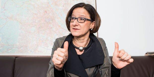 Mikl-Leitner will IS-Symbole verbieten