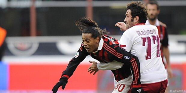 Inter-Partie wegen Schnee abgesagt, Milan patzte