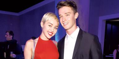 Miley: Friede mit Patricks Mama