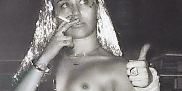 Miley Cyrus wieder nackt