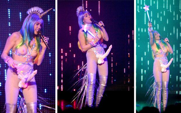 Miley Cyrus, was sagen deine Eltern dazu?