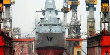 Militärischer und ziviler Schiffbau müssten getrennt werden