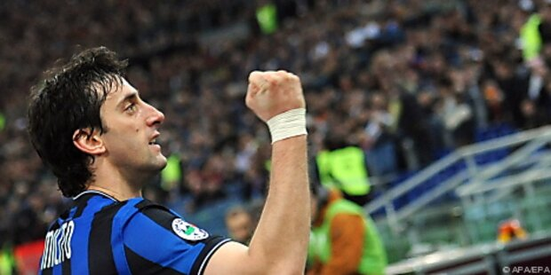 Inter Mailand startete Triple-Jagd mit Cupsieg