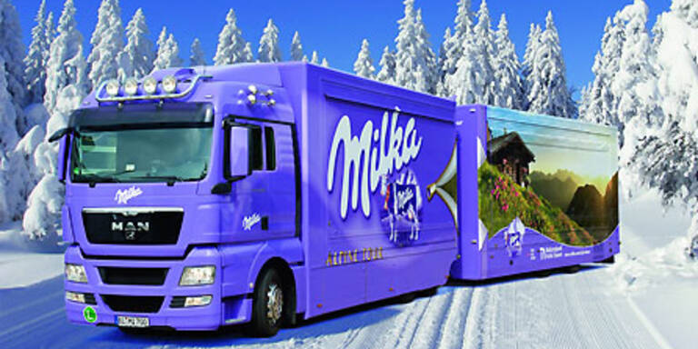 Milka Truck