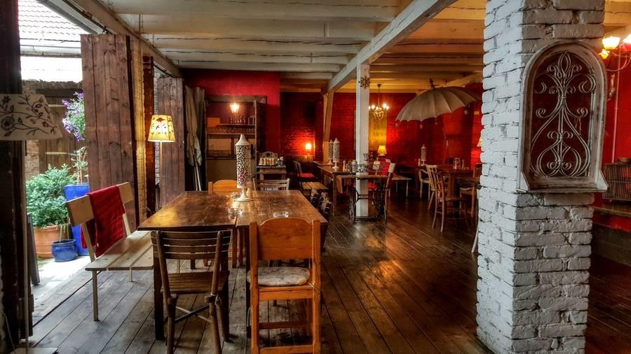 Restaurant Mill - Wien - Mill01