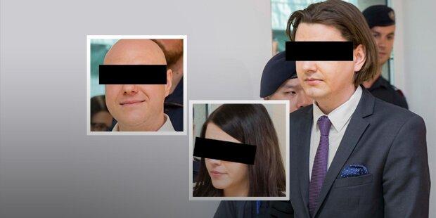 Millionär ermordet: Trio droht lebenslange Haft