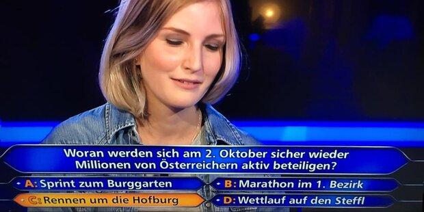Peinliche ORF Panne
