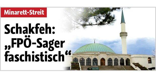 FPÖ will Volksbefragung zu Minaretten
