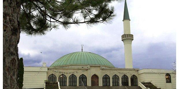 Aufregung um Moschee